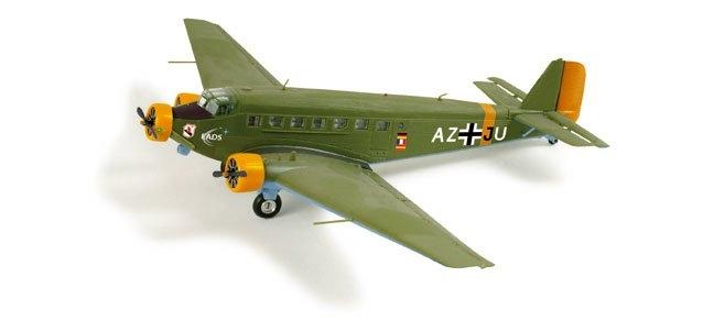 Herpa Junkers JU 52/3m ''019149''