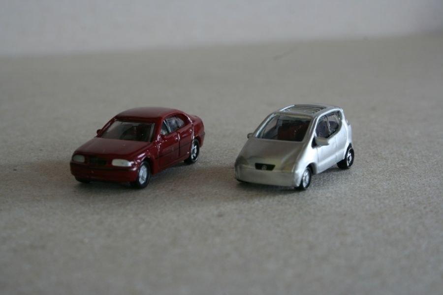 Herpa Set-MB A+BMW 3 1:160/N ''065115''