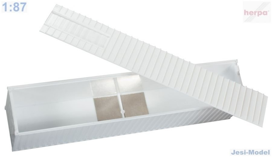 Herpa Kovová destička pro kontejnery ''053310''