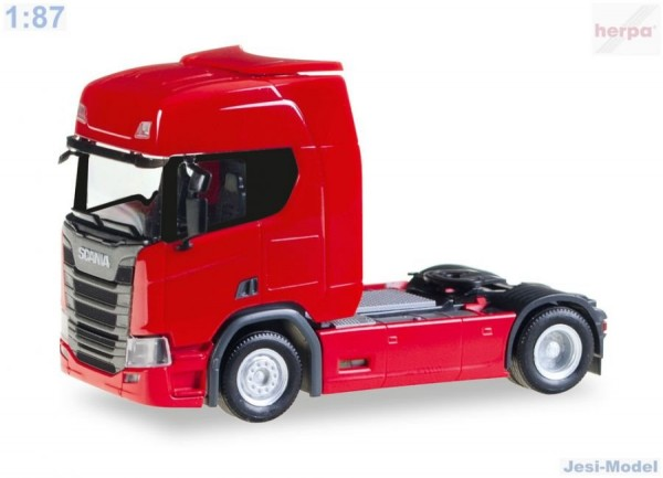 "Scania CR 20 HD tahač ""307093""  (1:87)"
