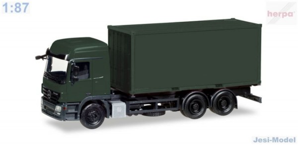 "Mercedes Mini Kit-MB Actros L LKW ""013383""  (1:87)"