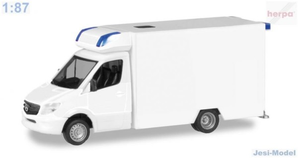 "Minikit-Mercedes Sprinter ""Sanitka"" ""013390""  (1:87)"