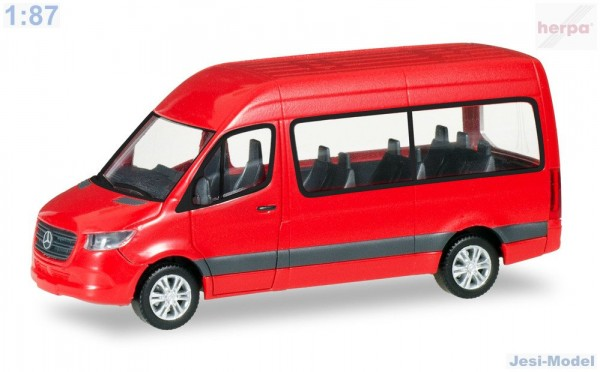 "Mercedes-Benz Sprinter Bus ""093804""  (1:87)"