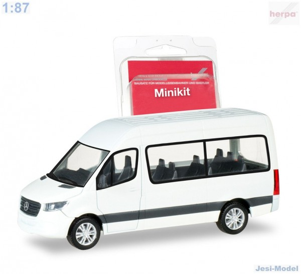 "MiniKit-Mercedes-Benz Sprinter Bus  ""013468""  (1:120)"