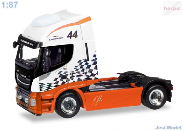 "Iveco Stralis Highway XP ""Schwabentruck"" ""309172""  (1:87)"