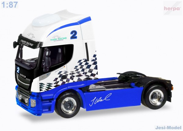 "Iveco Stralis Highway XP tahač ""Hahn Racing"" ""309639"" (1:87)"
