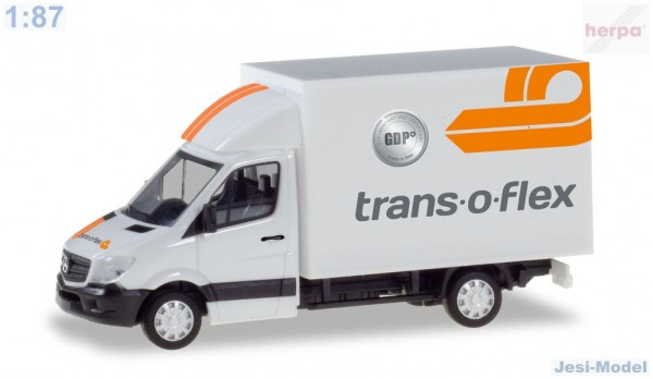 "MB Sprinter  ""Trans-O-Flex""""094542""  (1:87)"