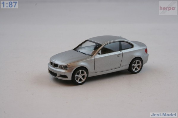 "BMW 1 Coupe ""033879"" (1:87)"