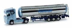 "Scania R 09 TL s cisternou ""Fischinger"" ""065849""  (1:160)"