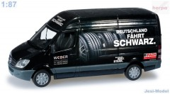 "Mercedes Sprinter 06 ""Fulda"" ""049931""  (1:87)"