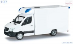 "Mercedes Sprinter  2013 sanitka ""091336""  (1:87)"