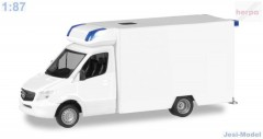 "Minikit-Mercedes Sprinter ""Sanitka"" ''013390''"