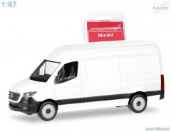 "MiniKit Mercedes-Benz Sprinter ""013475""  (1:87)"