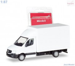 "Minikit-Mercedes-Benz Sprinter ""013437""  (1:87)"