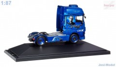"DAF XF SSC tahač ""Log-X / The Boxer"" ""110952""  (1:87)"