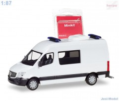 "MiniKit-Mercedes-Benz Sprinter ""013543""  (1:87)"