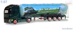 "Volvo FH GL XL se silocisternou ""Spedition Freund"" ""309806"" (1:87)"