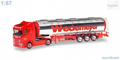 "Scania CS 20 s cisternou ""Wedemeyer"" ""310079"" (1:87)"
