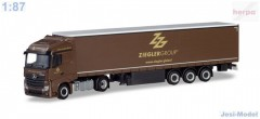 "MB Actros Streamspace s návěsem ""Ziegler Group""  ""310260"" (1:87)"