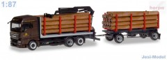 "MAN TGX XLX s vlekem ""Ziegler Group""  ""310277"" (1:87)"