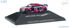 "Audi R8 V10 Plus ""Mattlook Edition 4"" ""102148""  (1:87)"