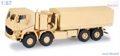 "MB Actros s plachtou 4x4 ""743952""  (1:87)"