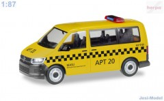 "VW T6 Bus ""Fraport / MASU APT 20"" ""095112""  (1:87)"