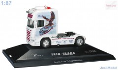 "Scania R TL tahač ""Power Eagle/Trio-Trans"" ""110662""  (1:87)"