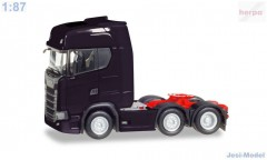 "Scania CS 20 ND tahač ""307543-002""  (1:87)"